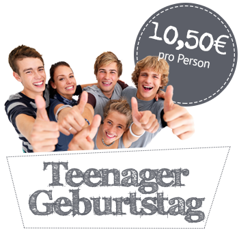 Teenagerbowling