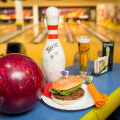 Bowling in Halle im Charlottencenter