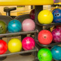 Bowling Halle Bowlingkugeln
