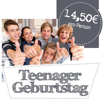 Teenagerbowling