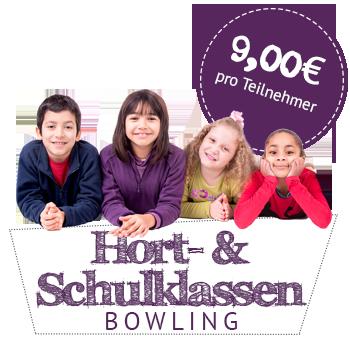 Bowling für Schulklassen